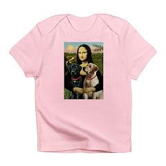 Mona / Labrador Infant T-Shirt