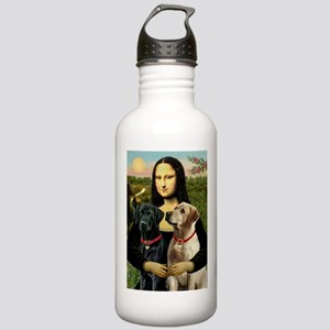 Mona / Labrador Stainless Water Bottle 1.0L