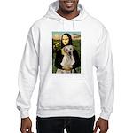 Mona Lisa / Lab (y) Hooded Sweatshirt