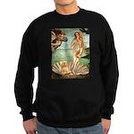 Venus / Lhasa Apso #9 Sweatshirt (dark)