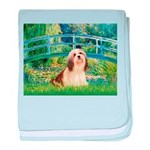 Bridge / Lhasa Apso #4 baby blanket