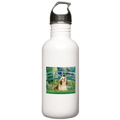 Bridge / Lhasa Apso #4 Water Bottle