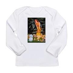 MidEve / Maltese Long Sleeve Infant T-Shirt