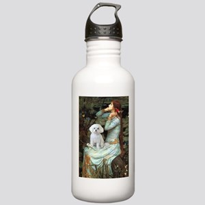Ophelia's Maltese Stainless Water Bottle 1.0L