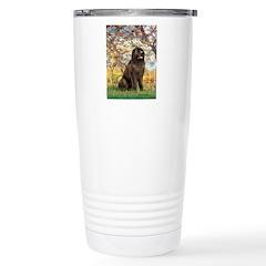 Spring / Newfoundland Stainless Steel Travel Mug