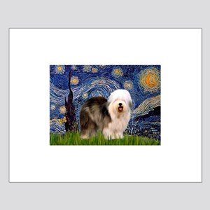 Starry / OES Small Poster