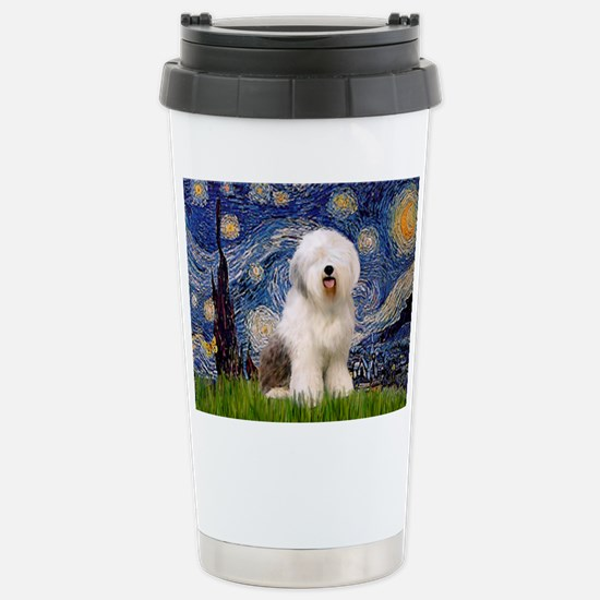Starry / OES Stainless Steel Travel Mug