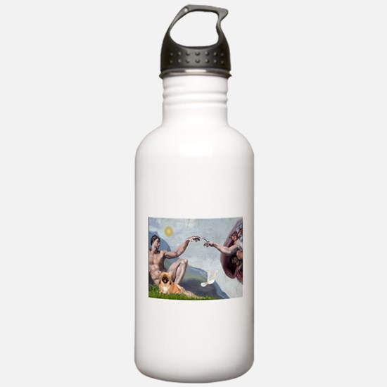 Creation/Pekingese(r) Water Bottle