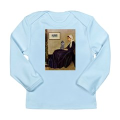 Whistler's / Poodle(s) Long Sleeve Infant T-Shirt