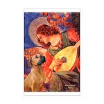 Angel / Rho Ridgeback Mini Poster Print