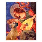 Angel / Rho Ridgeback Small Poster