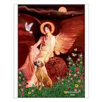 Angel / R Ridgeback Small Poster
