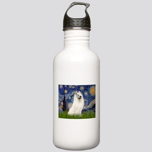 Starry / Samoyed Stainless Water Bottle 1.0L