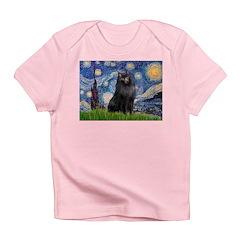 Starry / Schipperke #2 Infant T-Shirt