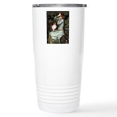 Ophelia / Shelie tri Stainless Steel Travel Mug