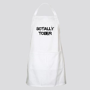 SOTALLY TOBER - BLACK Apron