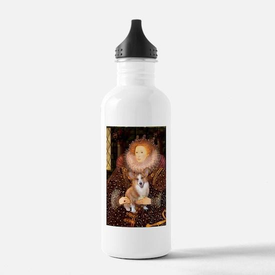 The Queen's Corgi Water Bottle