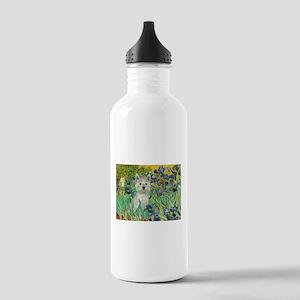 Irises / Westie Stainless Water Bottle 1.0L