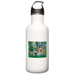 Bridge / Yorkie (T) Water Bottle