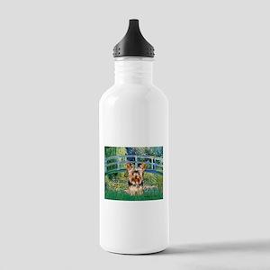 BRIDGE / Yorkie (#17) Stainless Water Bottle 1.0L