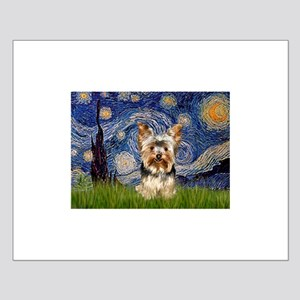 STARRY / Yorkie (17) Small Poster