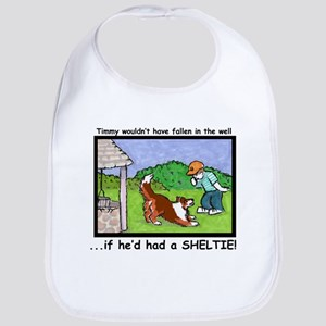 Timmy in the well Bib