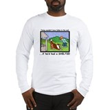 Sheltie Long Sleeve T-shirts