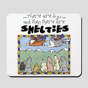 Super Shelties Mousepad
