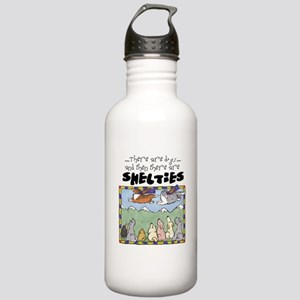 Super Shelties Stainless Water Bottle 1.0L