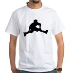 Skate Trick White T-Shirt