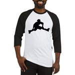 Skate Trick Baseball Jersey