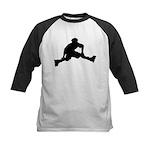 Skate Trick Kids Baseball Jersey