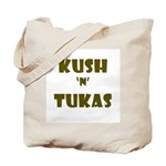 Jewish - Kush 'n' Tukas - Yiddish - Tote Bag