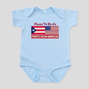 Puerto rican pride Infant Bodysuit