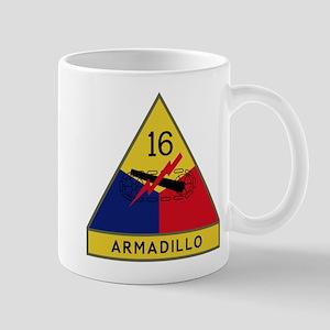 Armadillo Mug