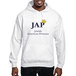 Jewish American Princess - JAP - Hooded Sweatshirt