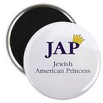 Jewish American Princess - JAP - Magnet