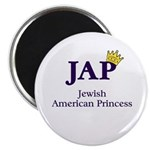 Jewish American Princess - JAP - 2.25
