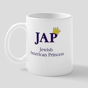 Jewish American Princess - JAP - Mug