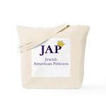 Jewish American Princess - JAP - Tote Bag