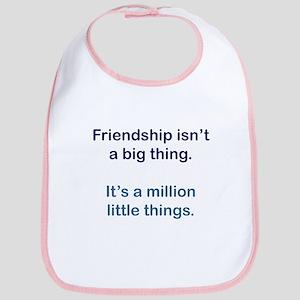 Friendship is Bib