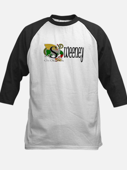 Sweeney Celtic Dragon Kids Baseball Jersey