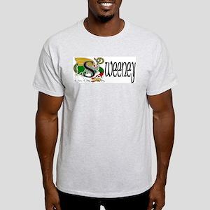 Sweeney Celtic Dragon Light T-Shirt