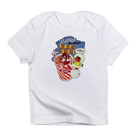 Retro Alaska Hum Dinger Treat Infant T-Shirt
