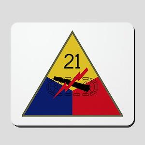 21st AD Mousepad