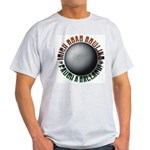 Irish Road Bowling Ash Grey T-Shirt