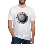 Irish Road Bowling Fitted T-Shirt