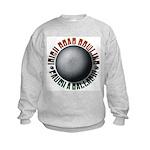 Irish Road Bowling Kids Sweatshirt
