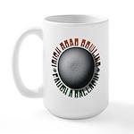 Irish Road Bowling Large Mug