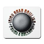 Irish Road Bowling Mousepad
